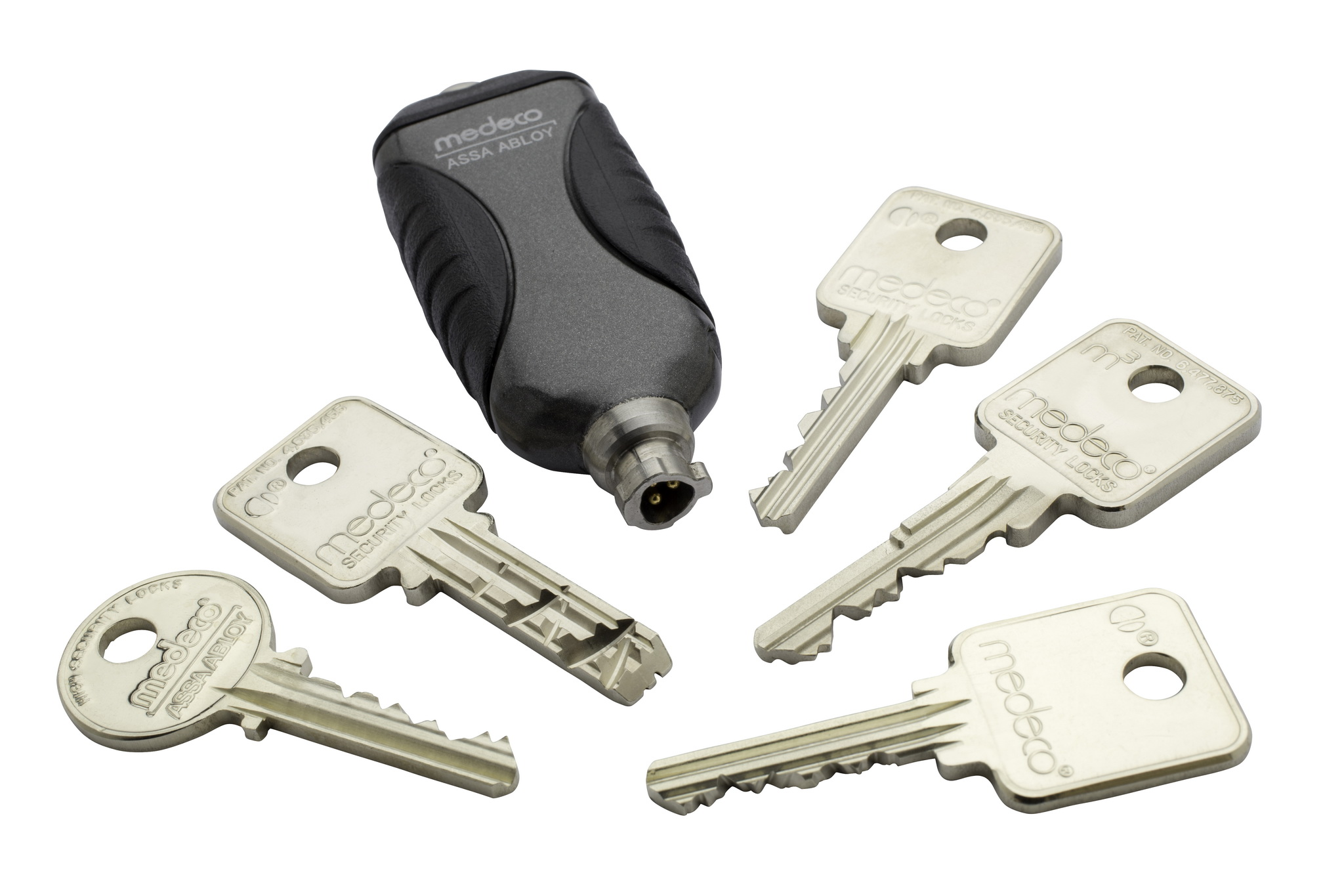 High Security Key System Creation Installation And