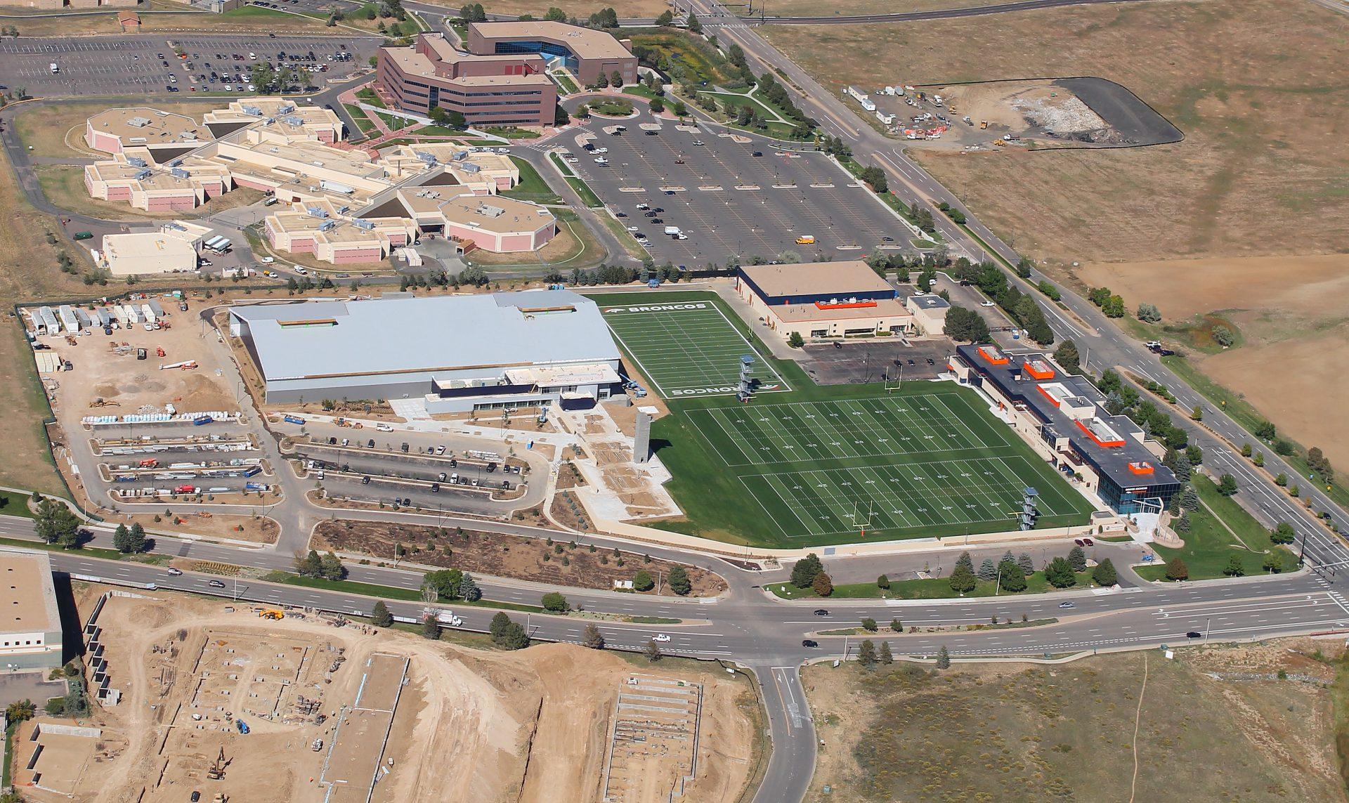 Denver Broncos UCHealth Training Center
