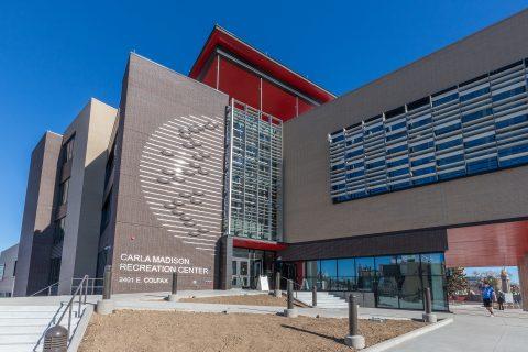Denver's Carla Madison Recreation Center