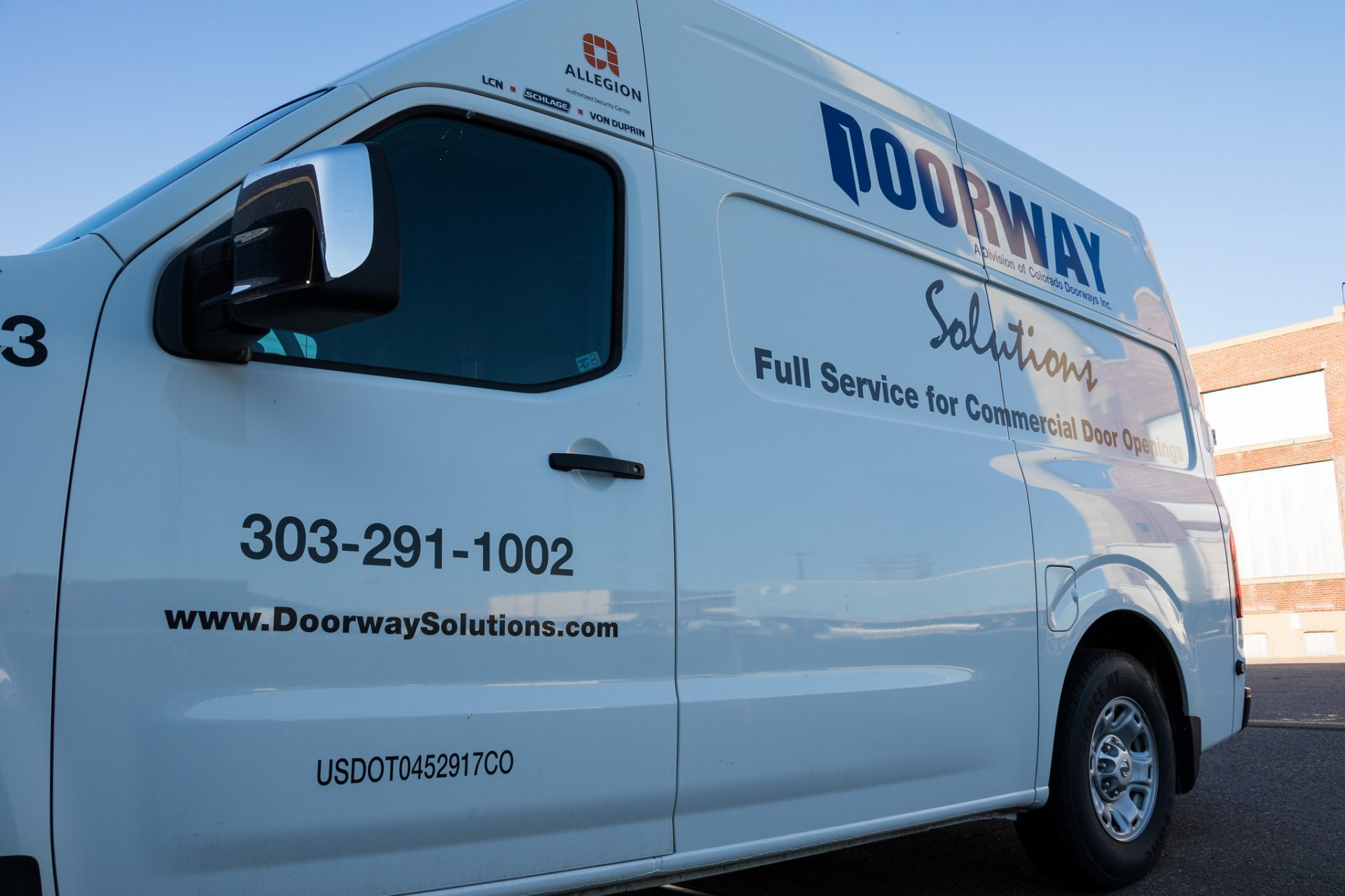 Doorway Solutions Field Service and Installation