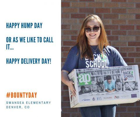 Colorado Doorways in a proud sponsor of Adolfson & Peterson Construction's Back 2 School Bounty program.